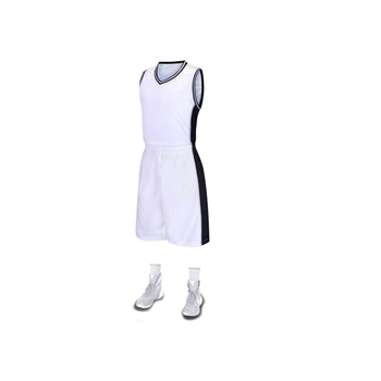 High Quality Kids Basketball Jersey Uniform Design Latest Basketball Jersey Uniform