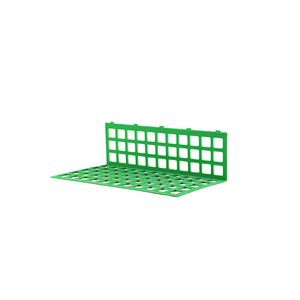Eco-Friendly PP Material Produce Display Shelves for Supermarket