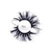 Hand made natural long eyelashes wispy magnetic eye lashes 3D