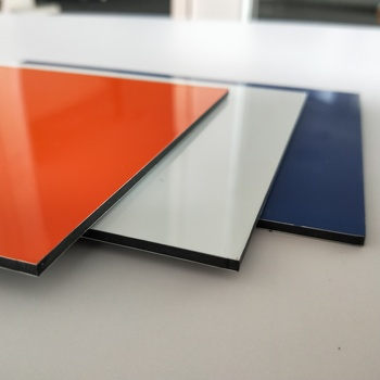China Standard Size 3/4mm Alucobond ACP Sheet and Aluminum
