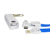 MIUSB 2019 New Promotional 2 in 1 Type C Micro IOS USB Lanyard Data Charging Cable