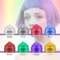 2019 new powder form natural hair dye product best selling bigen permanent powder hair color