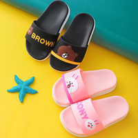 KS20183S Summer children cartoon cute non-slip slippers