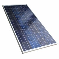 Poly PV system 250w solar panel with cable