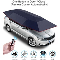 Innovation Smart Automatic Sun Protection Car Umbrella Tent Shade