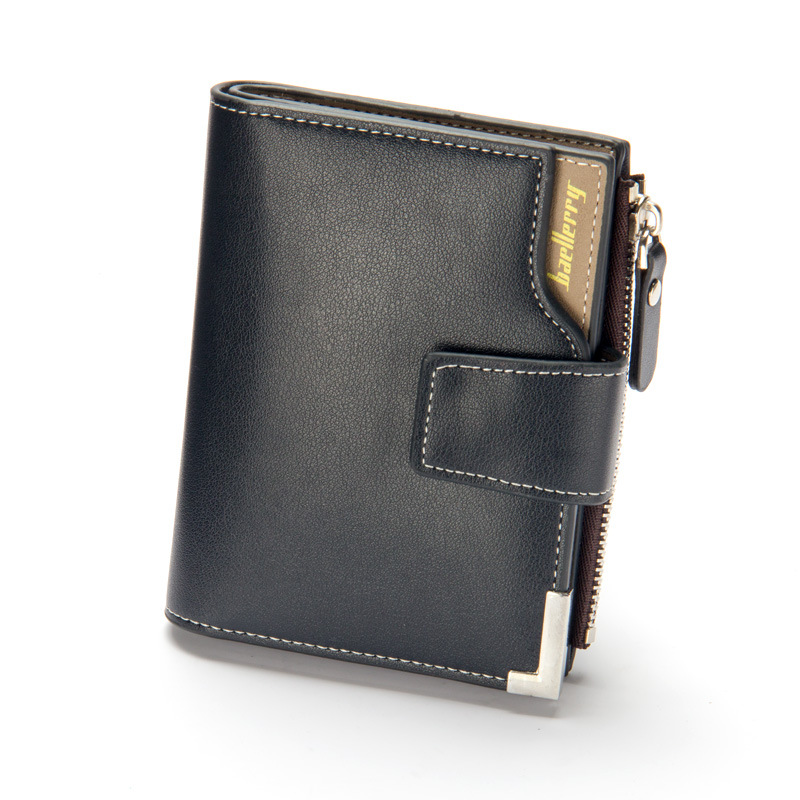 men short pu leather <strong>wallet</strong> with coin pocket wholesale