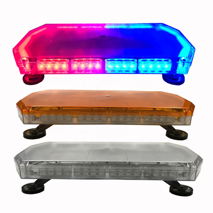 24 Inch Red Blue Amber Led Light Bar Flashing Warning For Tow Plow Truck Wrecker Police Snow Plow Buy Led Light Bar Snow Plow Warning Lights Tow