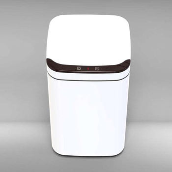 2019 new design LED sensor dustbin for household use