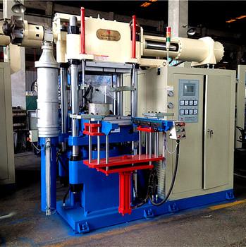 VC250TON-FTMO-4RT Vacuum Rubber Compression Molding Press