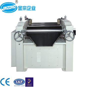 Jinzong Machinery Color Paste Three Roller Mill