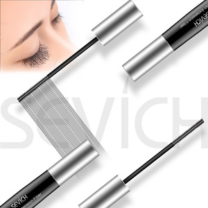 2019 Makeup Black Waterproof Thick Long 4D Fiber EyeLash Extension Mascara Fiber Organic