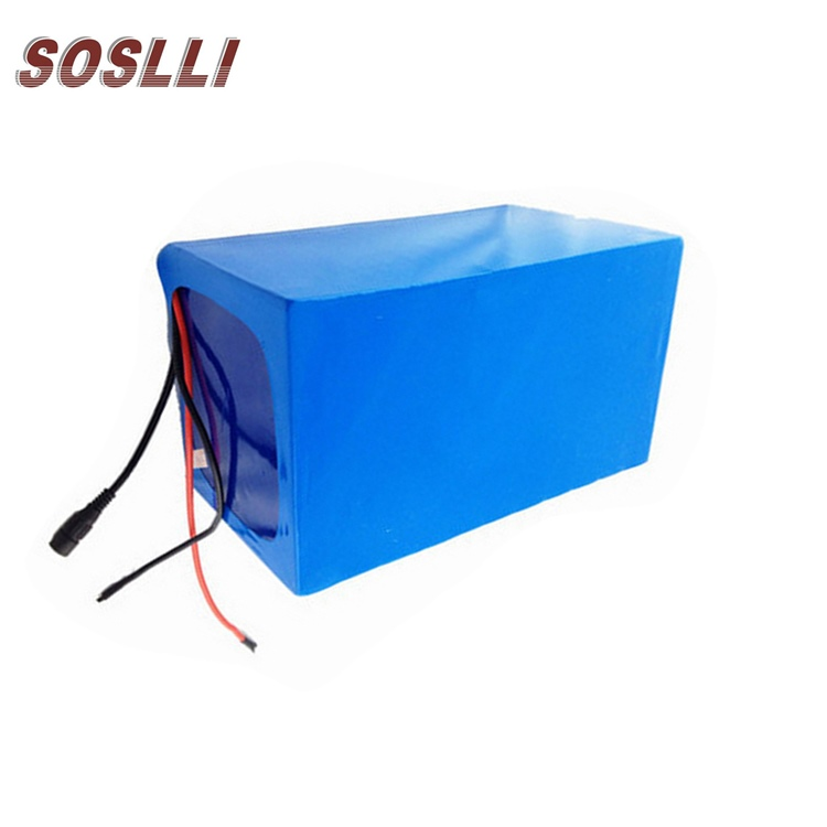 24V12Ah lithium iron phosphate LiFePO4 battery pack for electric bike