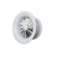 Hot sales verstelbare HVAC ronde swirl airconditioner diffuser voor <span class=keywords><strong>ventilatie</strong></span>