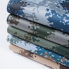 China Factory Military Waterproof 600D Polyester Camouflage Oxford Fabric for Bag Tent Making