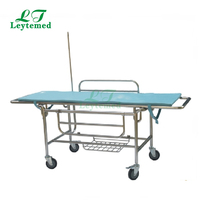 KA159 hospital bed medical equipment Emergency adjustable stretcher trolley