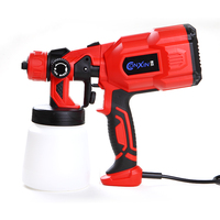 HOT sale HVLP 550W Electric Paint Spray Gun CX31