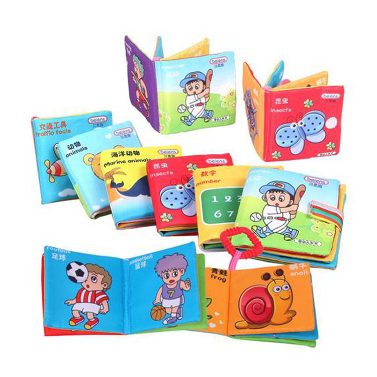 Customized Cheap color printing Kids elementary and Pre-K book printing