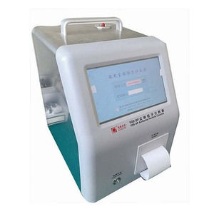 Y09-8P laser dust particle counter