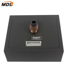 Creative Digital Fingerprint Safe Box Stainless Steel Deposit Box Electronic Open Security Box