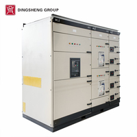 low voltage electrical cabinet power switch three phase distribution board