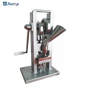 Homemade manual single punch tablet press TDP-0 hand pill press