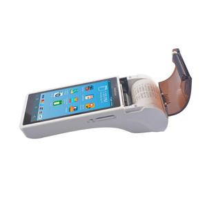 Handheld Android POS machine Restaurant Ordering Touch Screen Smart Pos System