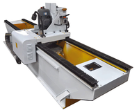 Automatic precision linear guide peeling knife sharpening machine