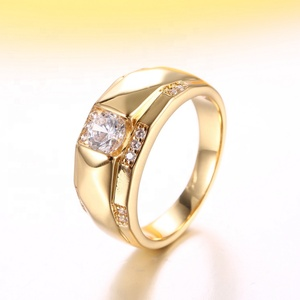 zhefan jewelry weeding engagement ring diamond gold ring for men