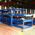 Roll Forming Machine Manufacturer Colored Steel Manufacturing Metal Color Machines Z-lock Sandwich Panel Production Line
