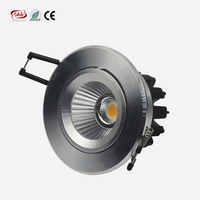 Lighting products 7W 15W 20W adjustable cob led down light