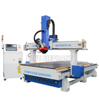 3d engraving and cutting wood cnc router machine with good price
