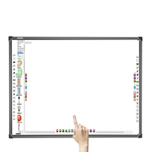 Multi-touch FC-96DG CCD module 96 inch optische <span class=keywords><strong>interactieve</strong></span> Keramiek <span class=keywords><strong>whiteboard</strong></span> voor vergaderzaal