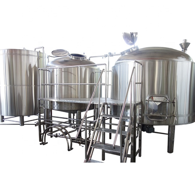 Craft beer factory brewing brewery equipment used in the micro beer factory for sale