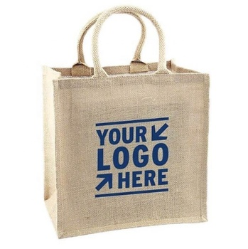 Promotion Solution Supplier Canvas Gift Bag Custom Logo Shipping Bag Promotional Gifts