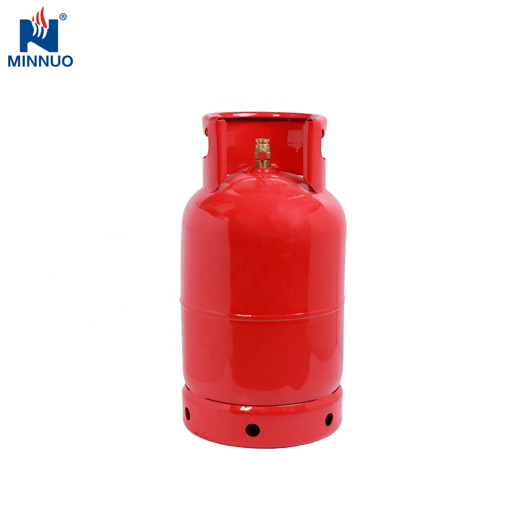Factory Direct Sale bangladesh 12 5kg lpg gas cylinder price high quality
