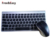 Customized Logo Colorful Keyboard Mouse For Mac