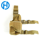 Pistol Holster Tactical Holster 600D Army Surplus Pistol Waterproof Combat Hunting Police Gear Drop Pouch Tactical Thigh Leg Pistol Holster For Gun Airsoft