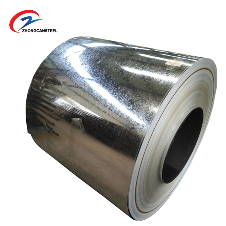 DX51 China Steel Factory Hot dipped galvanized steel coil / cold rolled steel prices / gi coil
