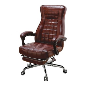 Nova Big And Tall Commercial Furniture Pu/Leather Racing Executive Office Chair For Boss