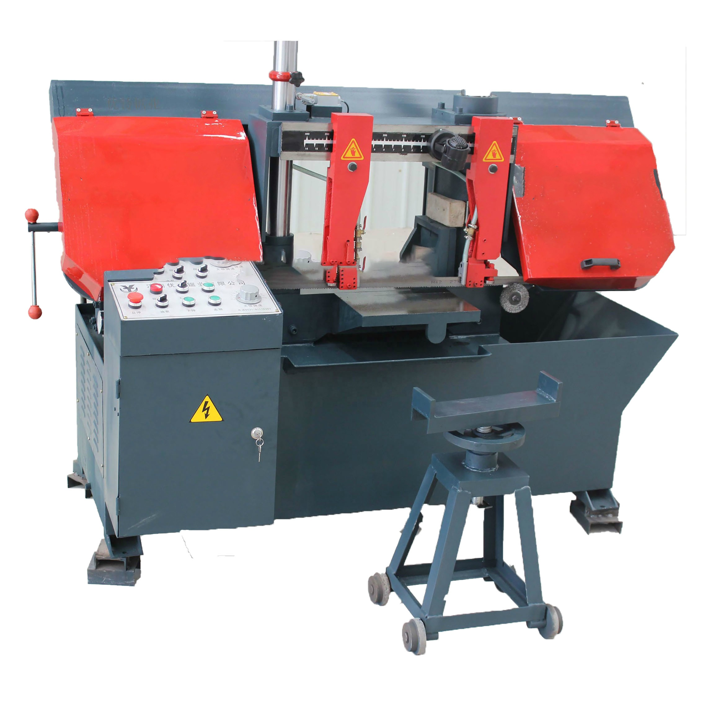 H-beam special cutting sawing machine Special Sawing Machine for Plate Sawing