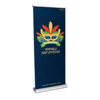Trade Show Display Roll Up Stand 85*200