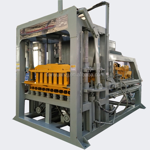 Hollow block product manual machine price high pressure fly ash brick making
