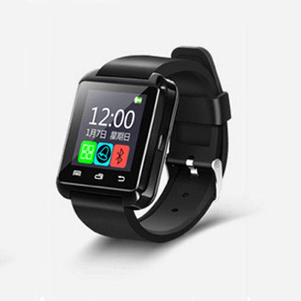 5c979dfb396 Mercadolibre venta pantalla táctil BT Reloj inteligente podómetro Digital SmartWatch  U8