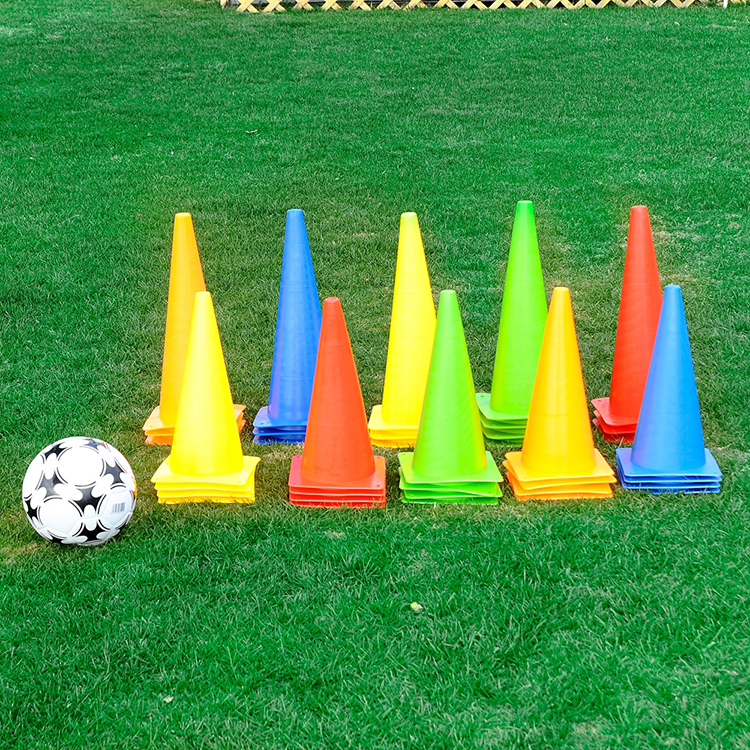 Football équipement de formation de Football obstacle cônes d'entraînement