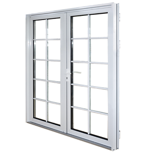 Cold Room Sliding Water Proof Double Door and Mdf Interior Doors Certificated in China