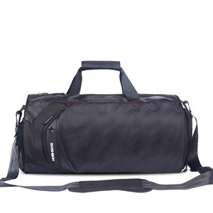 Original Bag Manufacturer Bespoken Sports Travel Duffel Bag with Shoes for Wet Cloth