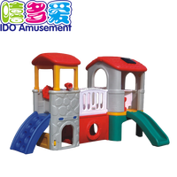 Indoor Playground Plastic Outdoor Playsets