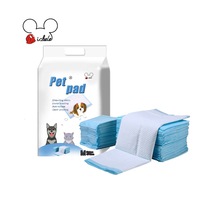 60cm x 60cm puppy training pads absorbent dog wee pee pad obedience toilet train puppy doggy pads