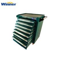 WKH07 7 Drawers High Quality Tool Trolley /Tool Box/Cabinet