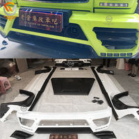 Car Body Kits Front Bumper For Benz G500 W463 G Wagon (G63/G65 MS Look)